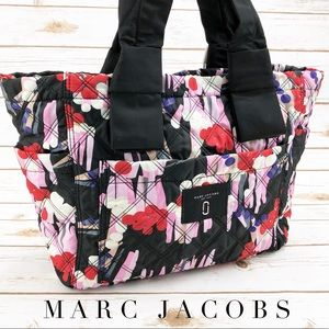 NWT Marc Jacobs Canvas Tote